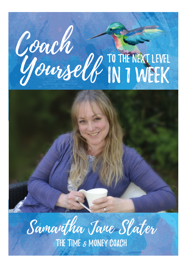 Self-Coaching Workbook Front Cover